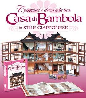 Casa di bambola giapponese chincagi for Case in stile giapponese