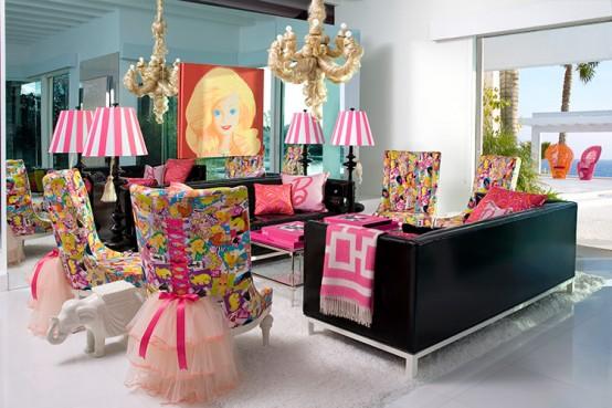 Casa Ufficio Barbie : Casa chincagiò